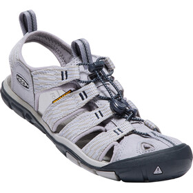 Keen Clearwater CNX Sandalen Damen dapple grey/dress blue